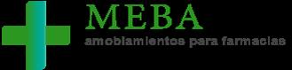 Amoblamientos Meba Logo